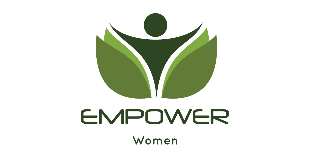 Empower women project logo