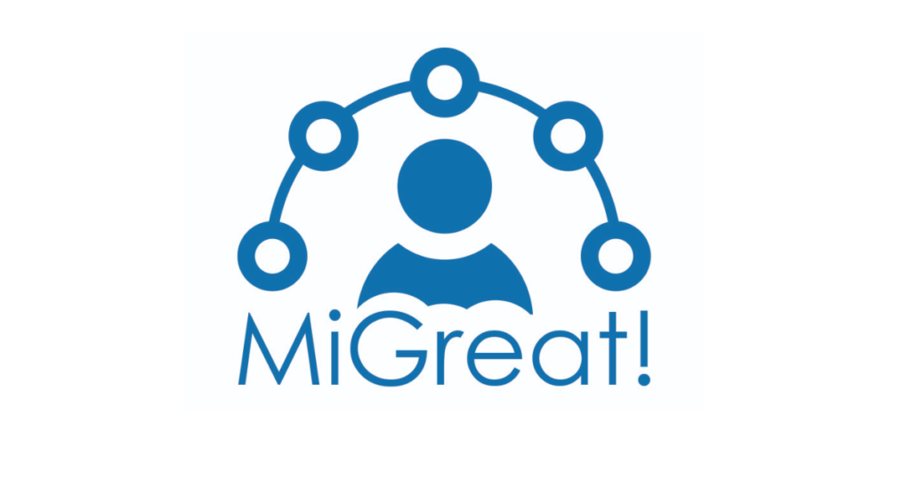 Migreat project logo