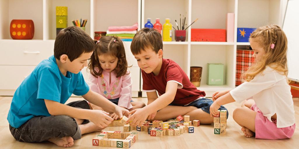 Παιδιά προσχολικής ηλικίας