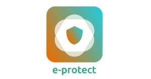 E-Protect logo