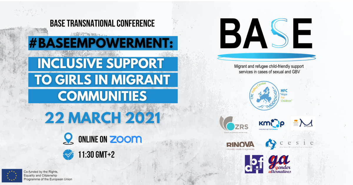 BASE Final Conference